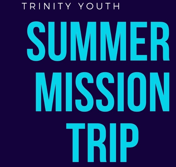 Summer Mission Trip 2017
